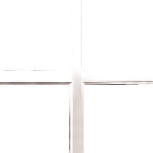 Croisillon incorporé  blanc 10 mm