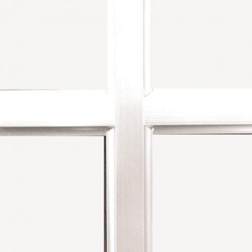 Croisillon incorporé  blanc 26 mm